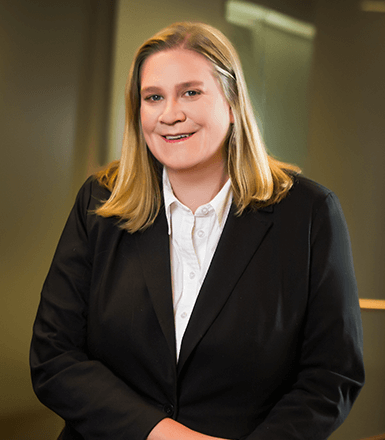 Attorney Emily Ahnell