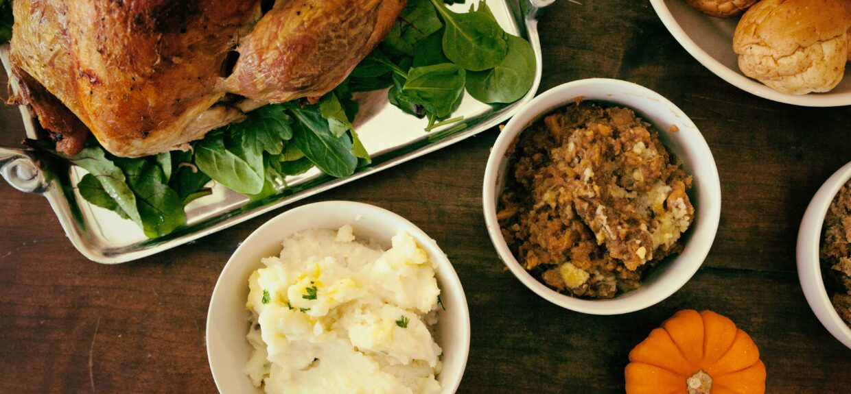Top 5 Thanksgiving Dishes Ranked