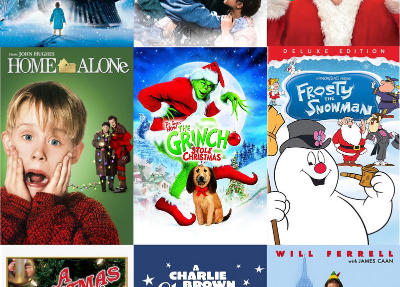 25 Days of Christmas Movie Marathon