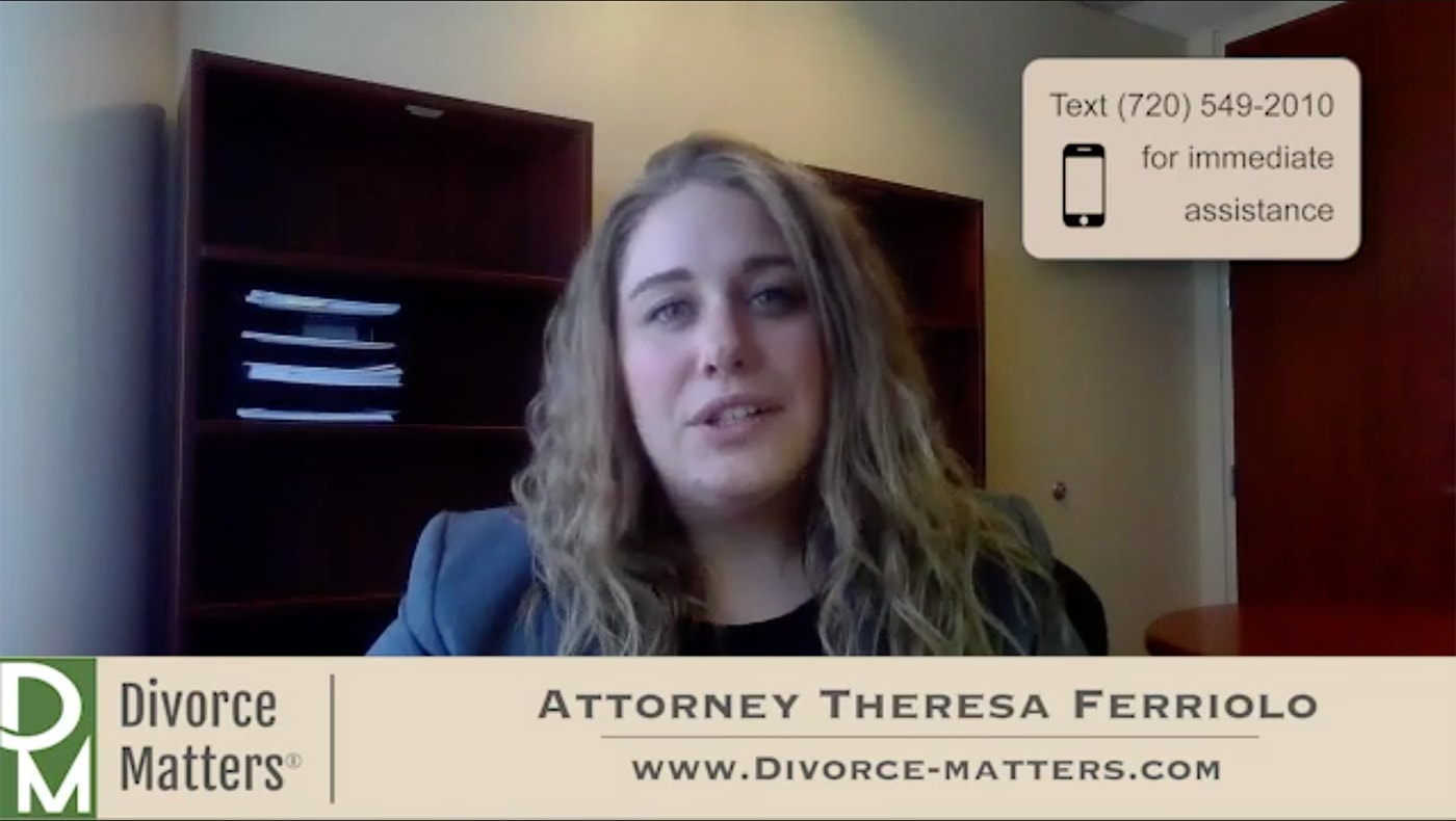 August 28th, 2020 – Ask An Attorney with Theresa Ferriolo